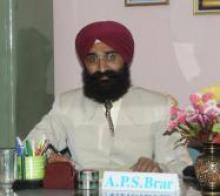 Amar Pal Singh Brar